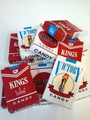 Candy Cigarettes by World Confections  24 Packs of Candy Sticks~  Great retro look and taste!