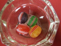 Fancy Filled Oval Wrapped Hard Candy by Primrose 1LB