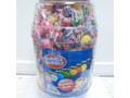 Gumballs Wrapped Gum 8 Assorted Fruit Flavors Dubble Bubble 1 Lb