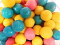 """Dubble Bubble Cotton Candy Bubble Gum  Gumballs 1"""" 1 LB"""