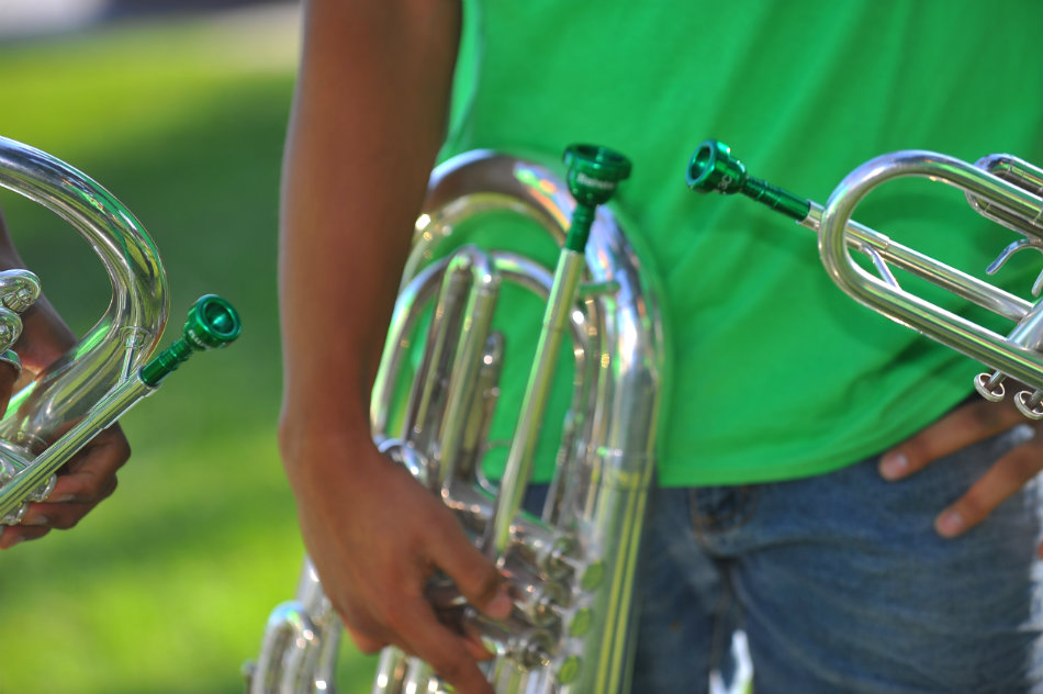 Rubato Green Mouthpieces 3C 7C 12C 6.5AL 18 www.rubatomouthpieces.com