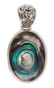 Abalone Pendant