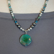 Jade Garden Necklace
