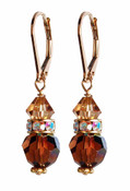 Jasper Leverback Earrings