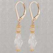 Polygon Drop Earrings