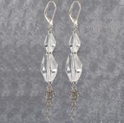 Polygon Long Earrings