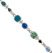 Swarovski Blues Bracelet