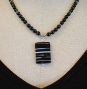 Tibet Agate Necklace
