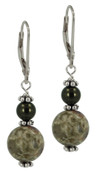 Tortuga Leverback Earrings