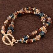 El Dorado Double Bracelet