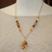Midas with Cluster Necklace