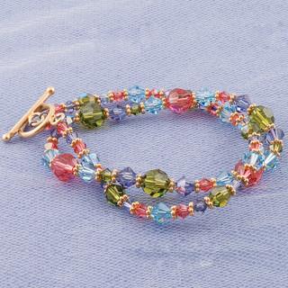 Garden Double Bracelet