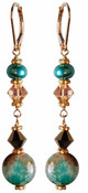 Jasmine Dangle Earrings