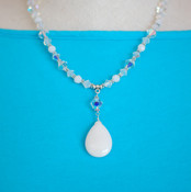 Cloud 9 Drop Necklace