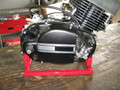 Yamaha RD, R5, DS7 Engine Stand.  HVC200146