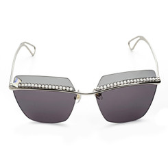 Neoglory Stylish Crystals Sunglasses Jewellery Sg51
