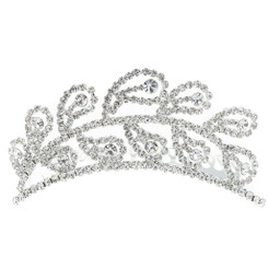 Small Leaf Tiara