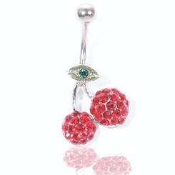 Crystal Red Cherry Belly Bar
