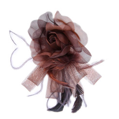 Flower fascinators