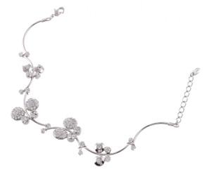 Twinkling Butterfly Bracelet