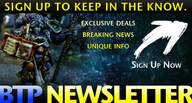 SIGN UP FOR OUR NEWSLETTER!