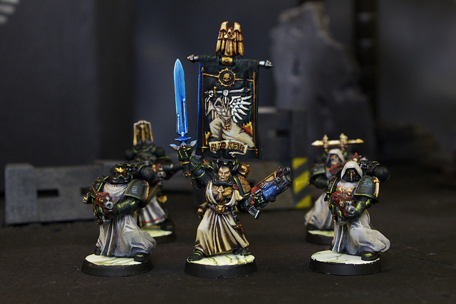 Dark Angels Miniatures for Warhammer 40k