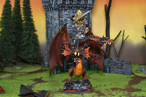 Warhammer Fantasy Miniatures, models and action figures for war gaming