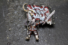 Imperial Guard Color Sergeant Kell Lot 6150 Blue Table Painting Store