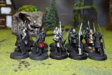 LOTR Warriors of Minas Tirith Lot 6494 Blue Table Painting Store