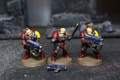 Space Marine Scouts Lot 6569 Blue Table Painting Store