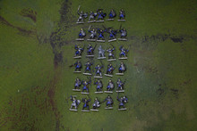 LOTR Warriors of Minas Tirith Lot 3233 Blue Table Painting Store