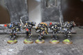 Space Marine Deathwatch Assault Marines Lot 6745 Blue Table Painting Store