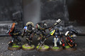 Space Marine Deathwatch Squad Lot 6749 Blue Table Painting Store