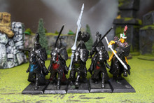 Empire Knights Lot 7095 Blue Table Painting Store
