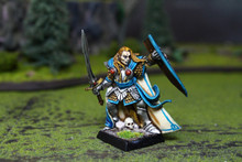 High Elf Althran Lot 7441 Blue Table Painting Store
