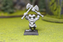 Dwarf Daemon Slayer Lot 7599 Blue Table Painting Store