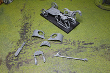 Tomb Kings Chariot Lot 7684 Blue Table Painting Store