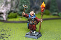 Empire Witch Hunter Lot 7788 Blue Table Painting Store