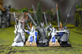 High Elf Spearmen Lot 7894 Blue Table Painting Store