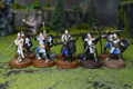 LOTR Warriors of Minas Tirith Lot 7950 Blue Table Painting Store