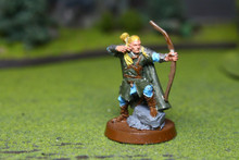 LOTR Legolas Lot 7978 Blue Table Painting Store