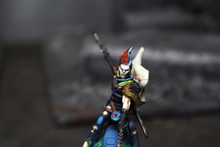 Dark Eldar Duke Sliscus Lot 8209 Blue Table Painting Store