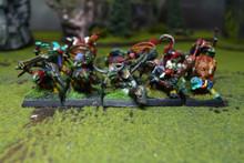 Ogre Kingdoms Gnoblars Lot 8349 Blue Table Painting Store