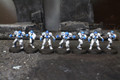 Dreadball Human Team Lot 8363 Blue Table Painting Store