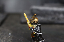 Eldar Warlock Lot 8523 Blue Table Painting Store