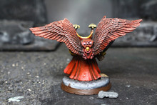 Blood Angel Mephiston Lot 8527 Blue Table Painting Store