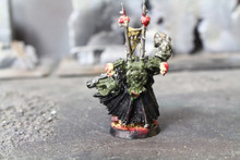 Chaos Space Marine Chaos Lord Lot 8937 Blue Table Painting Store