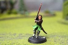 LOTR Aragorn Lot 9080 Blue Table Painting Store
