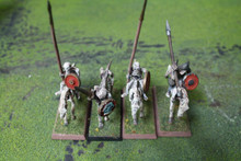 Vampire Counts Skeleton Cavalry Lot 9639 Blue Table Painting Store