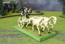 Vampire Counts Chariot Lot 9641 Blue Table Painting Store